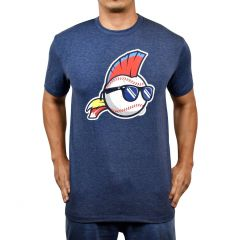 Baseballism Major League Logo Men's T-Shirt