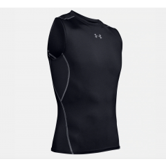 UA HeatGear Armour Sleeveless Compression Shirt - Men's