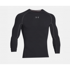 UA HeatGear Armour Long Sleeve Compression Shirt - Men's