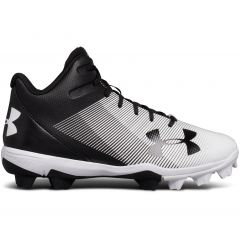 UA Leadoff Mid RM Youth Mid Cleat