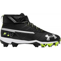 Under Armour Harper 3 Mid RM Jr. Baseball Cleats