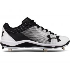 UA Ignite Low Steel Mens Metal Cleat