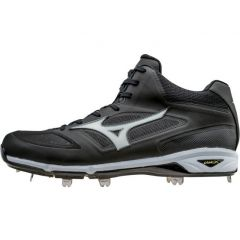 Mizuno Dominant IC Mid Metal Cleat