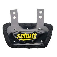 Schutt Youth Back Plate