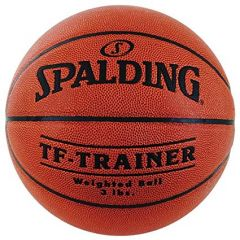 Spalding TF-Trainer 28.5 Weighted Trainer Ball - 3lbs.