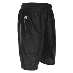 "Russell Men's 9"" Nylon Tricot Mesh Short"