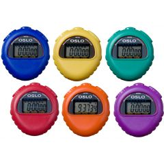 Robic Oslo M427 6-Pack Stopwatches