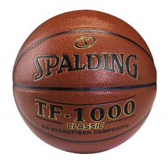 Spalding TF-1000 Classic Indoor Game Basketball