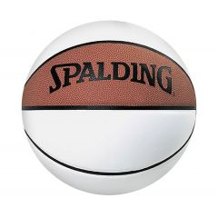 Spalding 3 White Panel Autograph Basketball