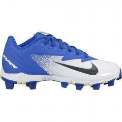 Nike Vapor Ultrafly Keystone Youth Cleat Royal/Blue/White 1.5Y