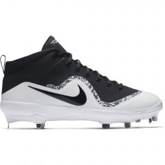 Nike Force Air Trout 4 Bk/White/Grey 8