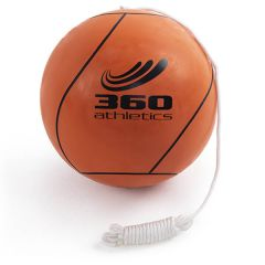 360 Concorde Rubber Tetherball/Rope