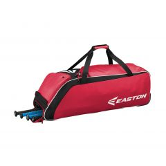 Easton E510W Wheeled Player Bag Red