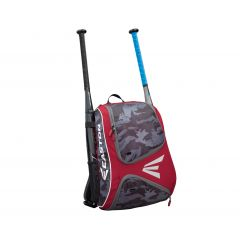 Easton E110BP Player Backpack Red