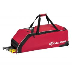 Easton E610W Wheeled Bag Red
