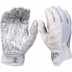 Adidas Crazy Quick Football Gloves White