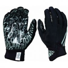 Adidas Crazy Quick Football Gloves Black