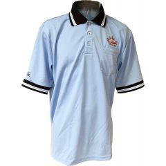 New Baseball Canada Powder Blue Umpire Shirt