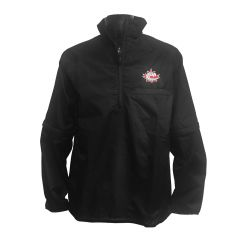 New Baseball Canada 1/4 Zip Umpire Jacket