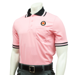 Softball Canada NEW Umpire Shirt Pink