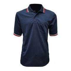 Darby Blank Navy Umpire Shirt