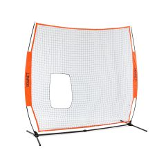 BowNet Softball Pitch Through Screen - Net Only