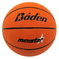 Baden Mini Star - Orange - size 3 - Basketball