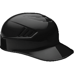 Rawlings Coolflo Base Coach Helmet - Gloss
