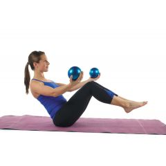 360 Weighted Yoga Balls - 1KG
