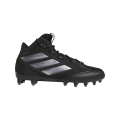 Adidas Freak Carbon Mid Black/Met/Grey FB Cleats