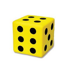 360 Coated Sponge Dice (6in )