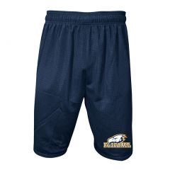"UBC Russell Men's  9"" Tricot Mesh Shorts  2"
