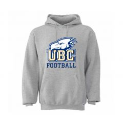 UBC Football Pullover Fleece Hoodie