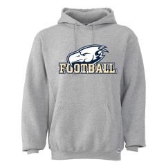 UBC Football Bird Logo Pullover Fleece Hoodie
