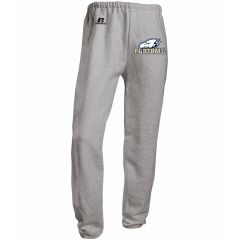 UBC Russell Dri-Power Closed Bottom Fleece Pant 2