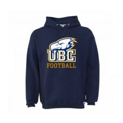 UBC Russell Dri-Power Fleece Pullover Hood Youth