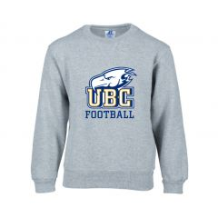 UBC Russell Youth Dri-Power Fleece Crew