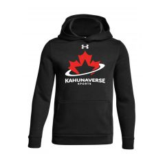 Fan Zone KSG UA Youth Hustle Fleece Hoody