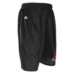 "Fan Zone KSG Russell Men's 9"" Nylon Tricot Mesh Short"