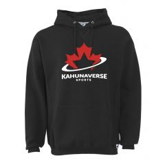 Fan Zone KSG Russell Dri-Power Fleece Pullover Hood