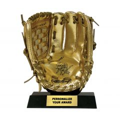 Rawlings Minature Gold Glove Award