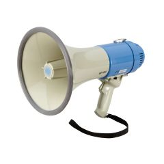 360 Deluxe Megaphone With Pistol Grip