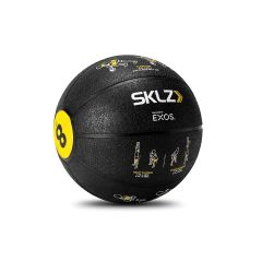 SKLZ Self Guided Medicine Ball- 8 LB