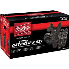Rawlings Players Series Catchers Set Ages 9-12