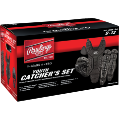 Rawlings Players Series Catcher's Sets - Ages 9-12 years