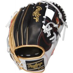 "Rawlings Heart of the Hide PRO-GOLDYIII 11.5"" Gold Glove Club"