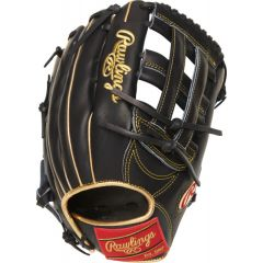 "Rawlings Heart of the Hide PRO3039-6BGD 12.75"" Gold Glove Club"