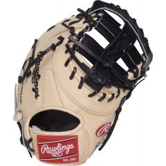 "Heart of the Hide 13"" First Base Mitt, Modified Pro H Web Conventional Back"