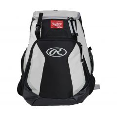 Rawlings R500 Player's Backpack White