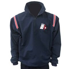 Softball Canada 1/4 Zip Umpire Jacket